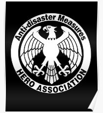 Hero Association Poster