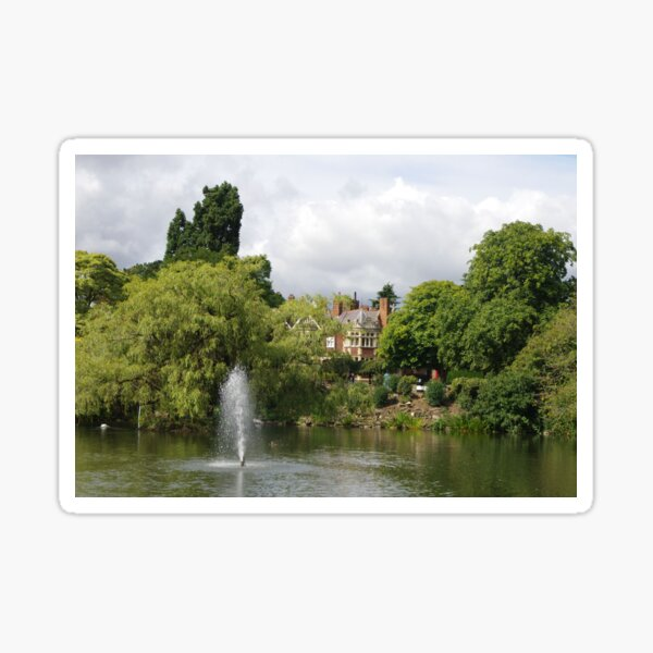 Bletchley Park Sticker