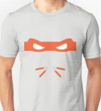 Orange Ninja Turtles Michelangelo Unisex T-Shirt