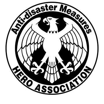 Hero Association Logo by Crocktees
