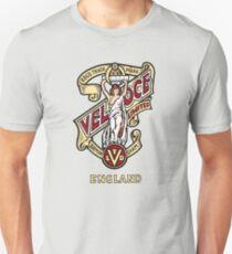 Classic British Motorcycle Emblem - Velocette Maiden T-Shirt