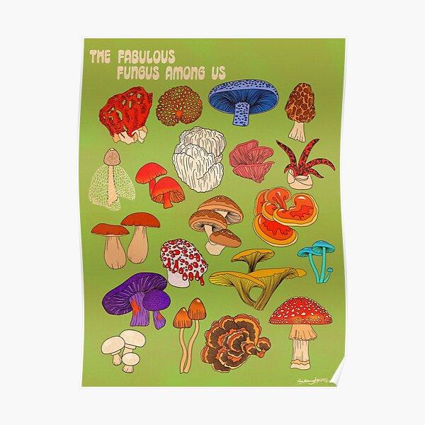 Fungus among us Poster