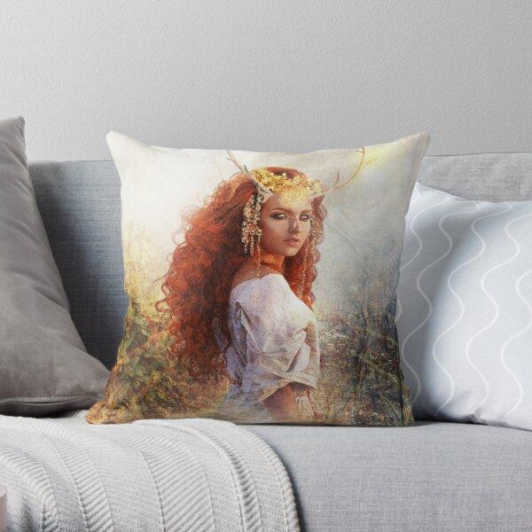 Elen  Throw Pillow