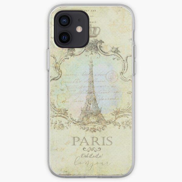 Paris Embrace iPhone Soft Case