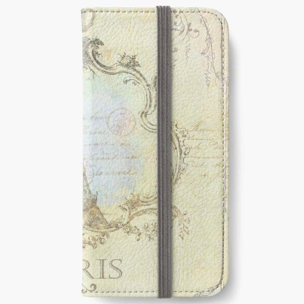 Paris Embrace iPhone Wallet