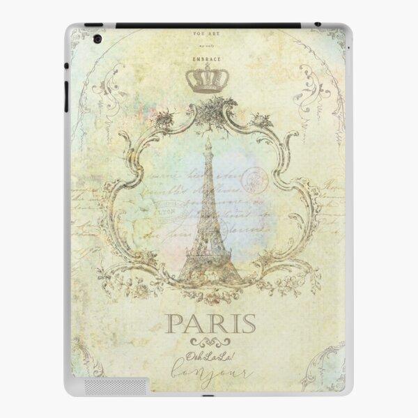 Paris Embrace iPad Skin