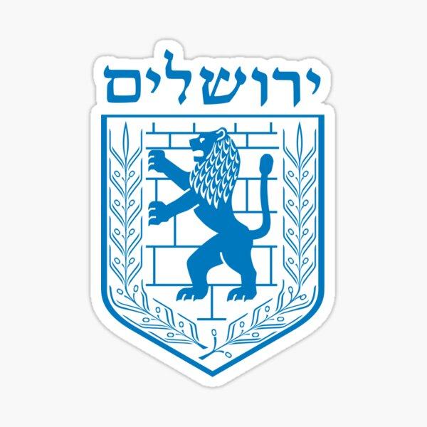 Jerusalem Pride Sticker