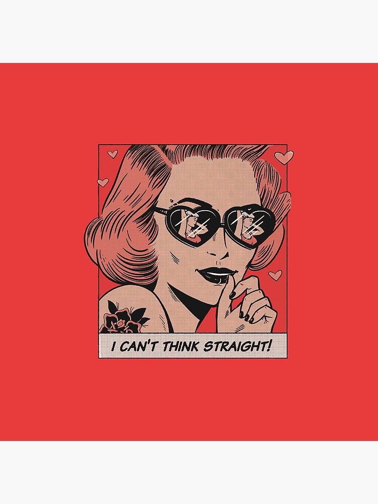 I Can't Think Straight by jeniferprince