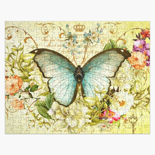 Shimmerfly Jigsaw Puzzle