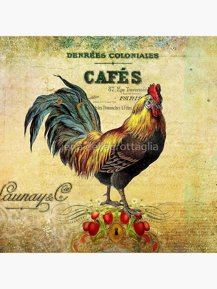 Cafe Rooster Full by autumnsgoddess