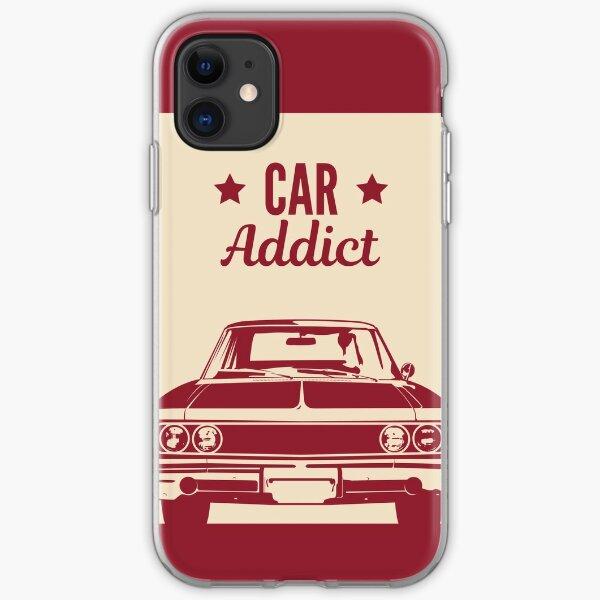CAR ADDICT iPhone Soft Case