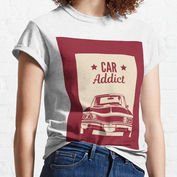 CAR ADDICT Classic T-Shirt