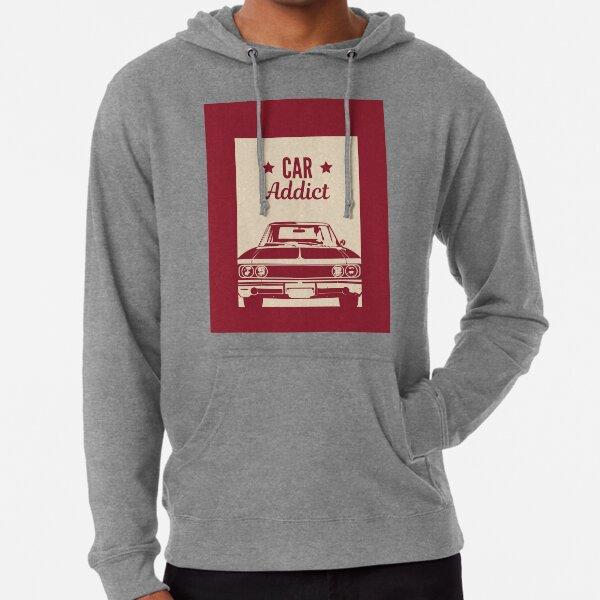 CAR ADDICT Lightweight Hoodie