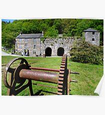 Cotehele Mill Poster
