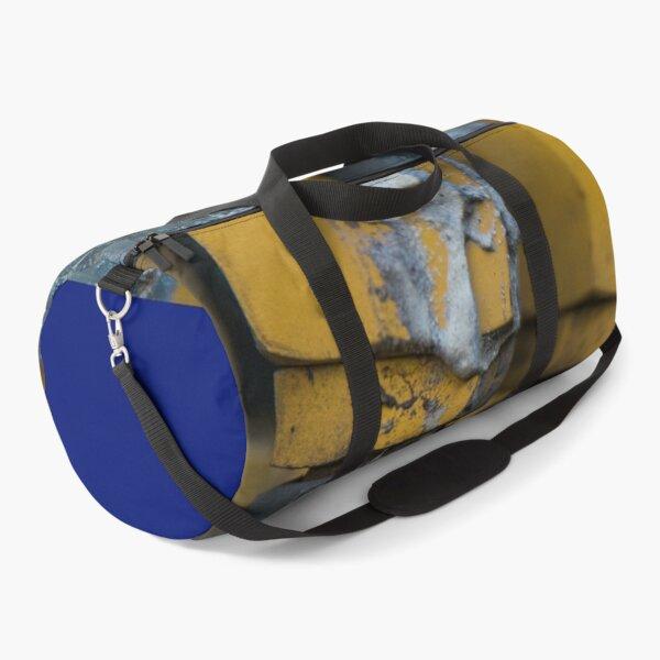 Excavator detail Duffle Bag