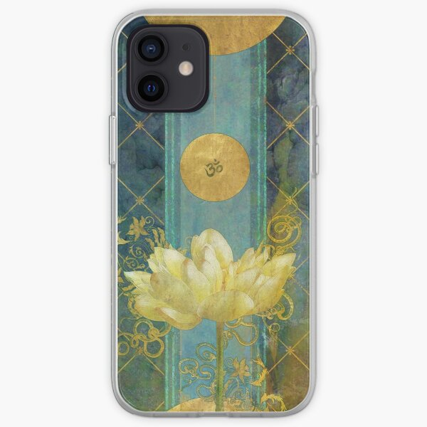 ohm is where the heart is iPhone Soft Case