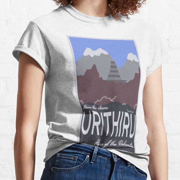 Urithiru! Camiseta clásica