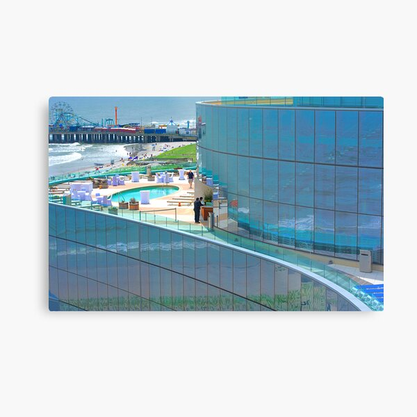 Revel Reflections Metal Print
