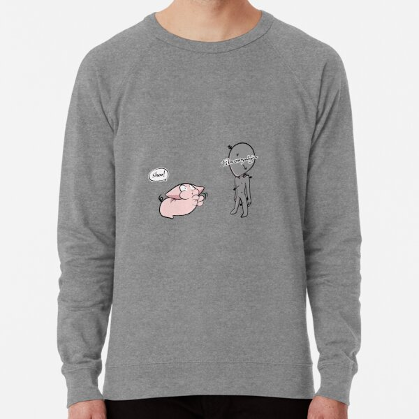 shoo fibromyalgia Lightweight Sweatshirt