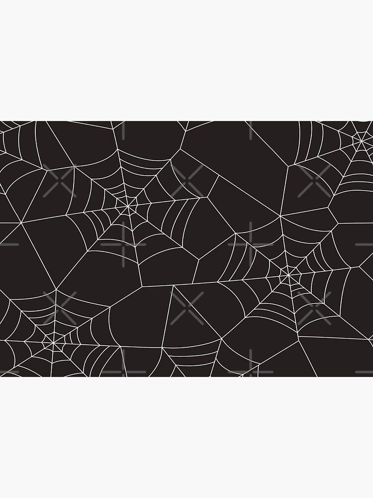 halloween spider web by adamartz