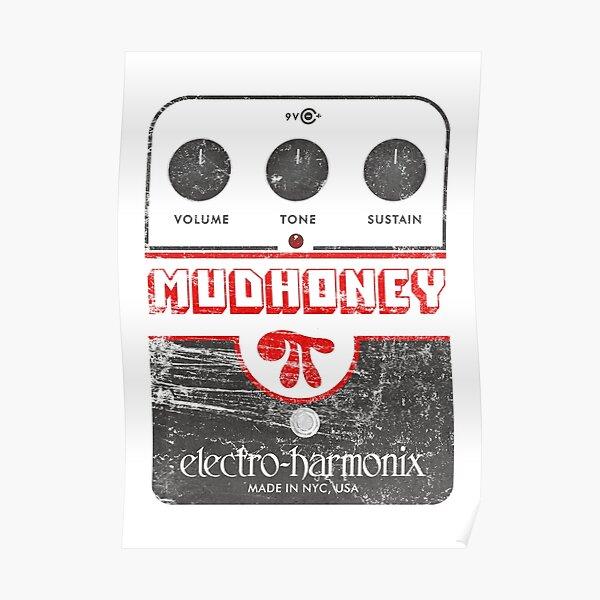 Mudhaney // Big fuzz Poster