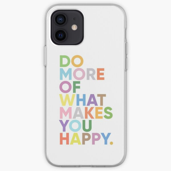 Fight for those without your Privilege in Watercolor iPhone Soft Case