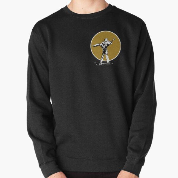 round Pullover Sweatshirt