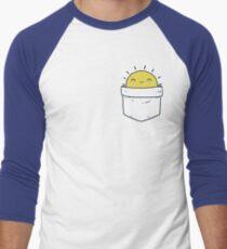 Meine Taschensonne Baseballshirt für Männer
