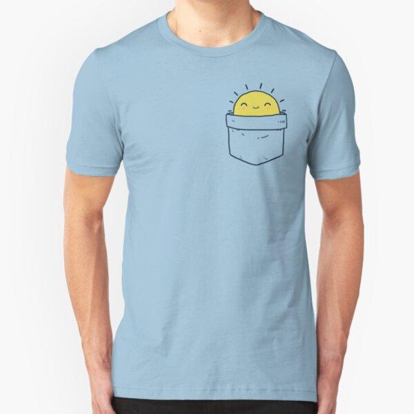 My Pocket Sun Slim Fit T-Shirt