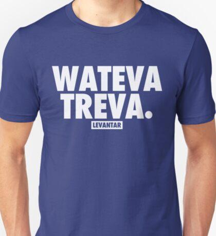 Wateva Treva (White) T-Shirt