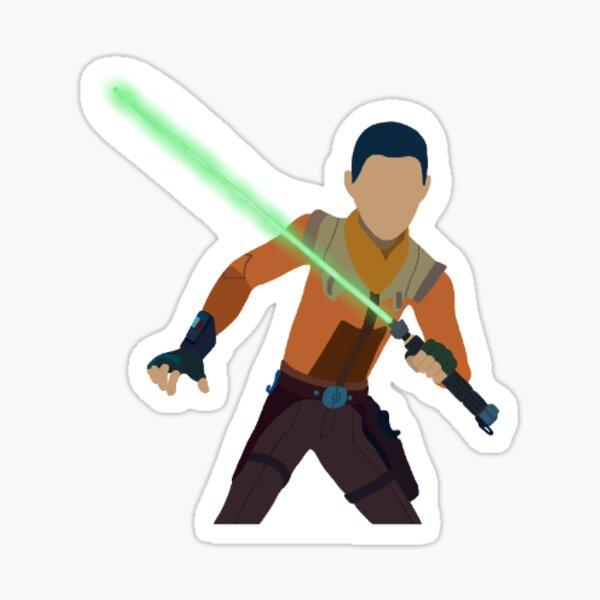 Ezra Bridger SW Rebels Sticker