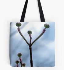"""""""Friends Gather 'Round"""" Tote Bag"""