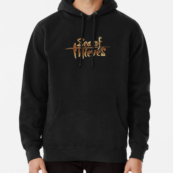 Sea of Thieves Gold Logo Pullover Hoodie