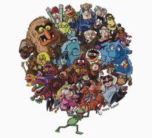 Muppets World of Friendship | Unisex T-Shirt