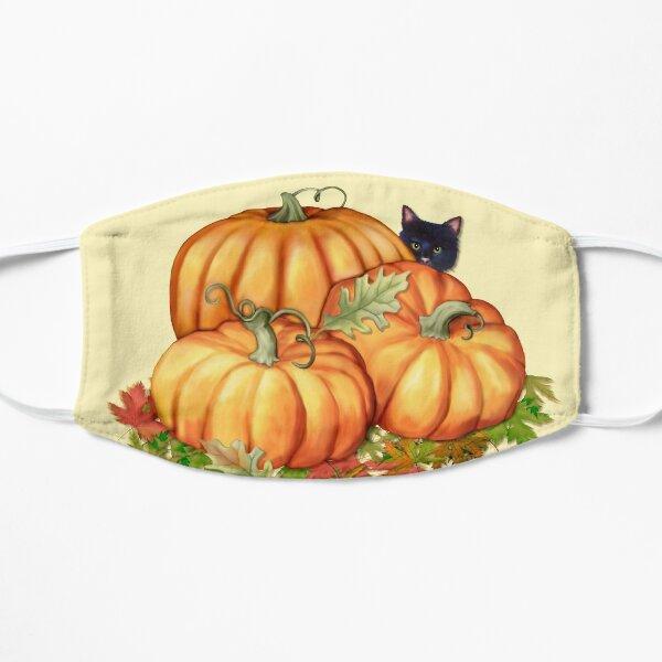 Autumn Bounty Flat Mask