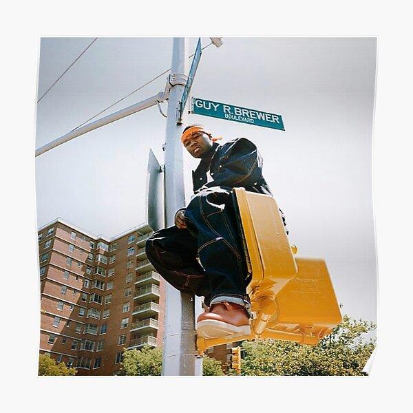 Vintage 50 Cent Poster