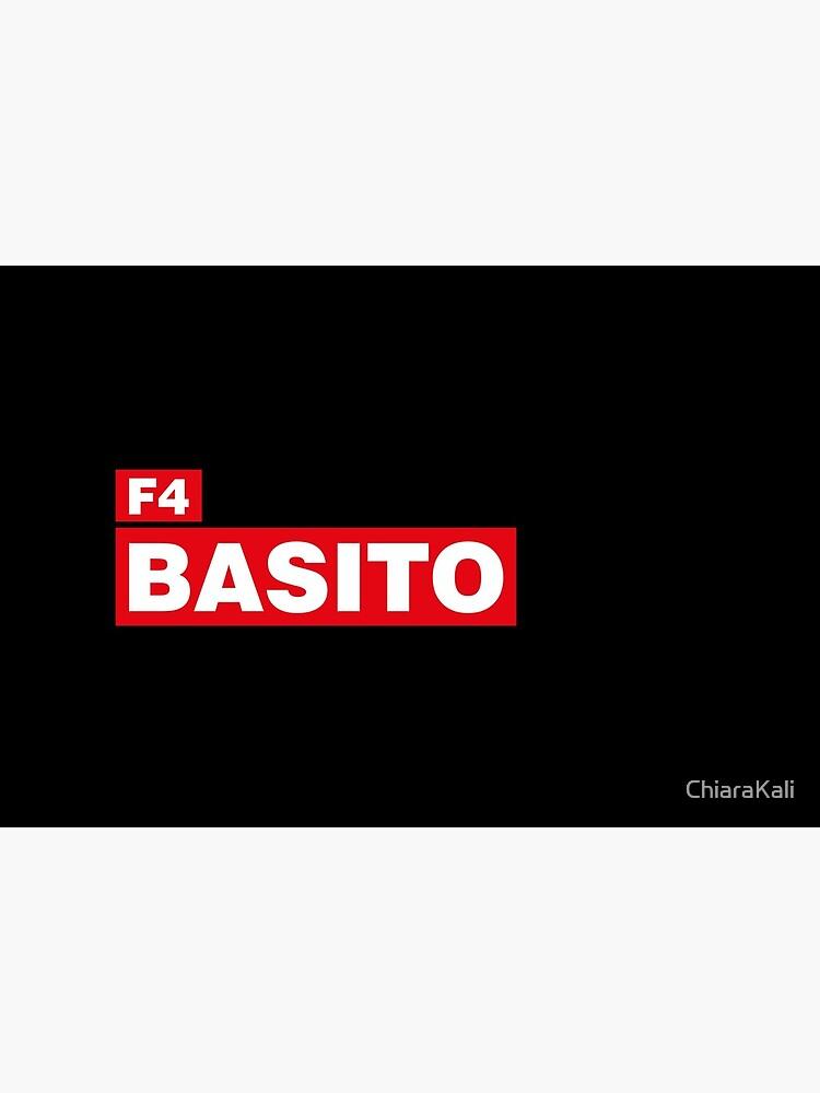 F4 BASITO | Serie Tv Italiana Boris by ChiaraKali