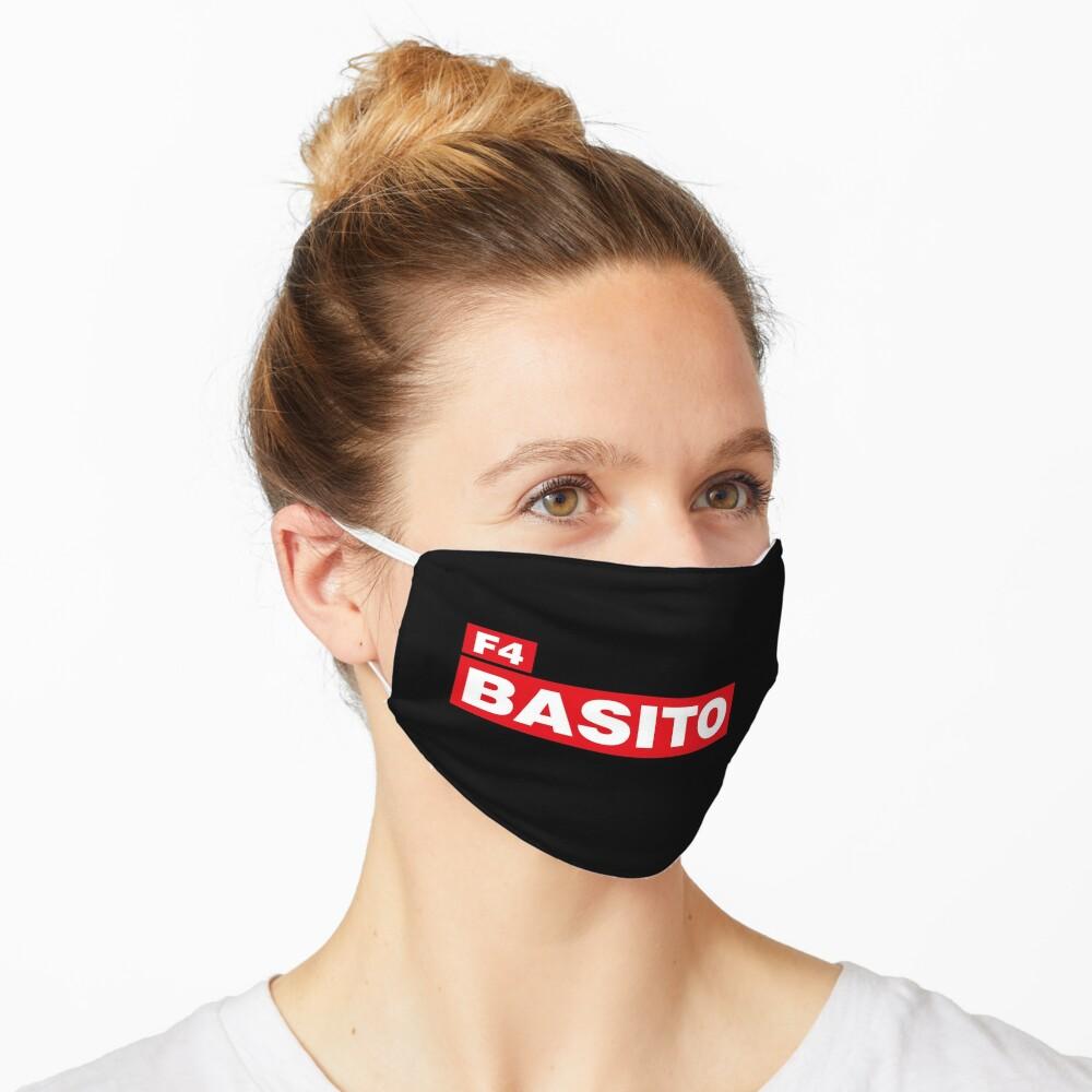 F4 BASITO | Serie Tv Italiana Boris Mask
