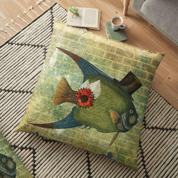 DADDY-O FISH Floor Pillow