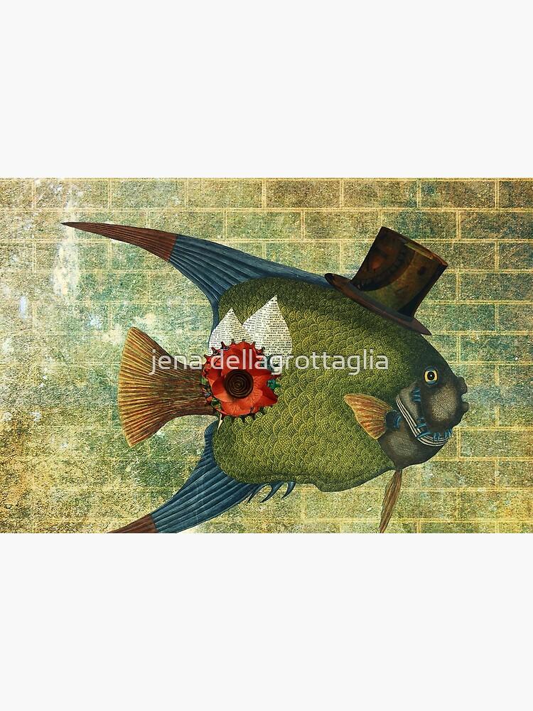 DADDY-O FISH by autumnsgoddess