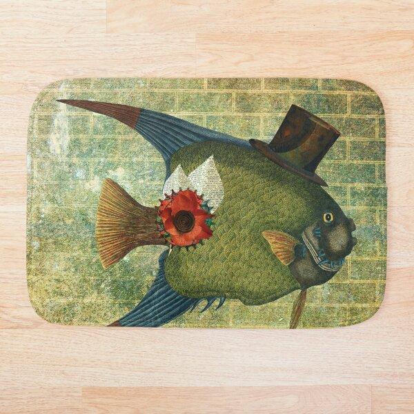 DADDY-O FISH Bath Mat