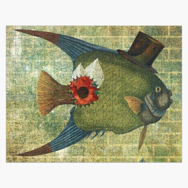 DADDY-O FISH Jigsaw Puzzle