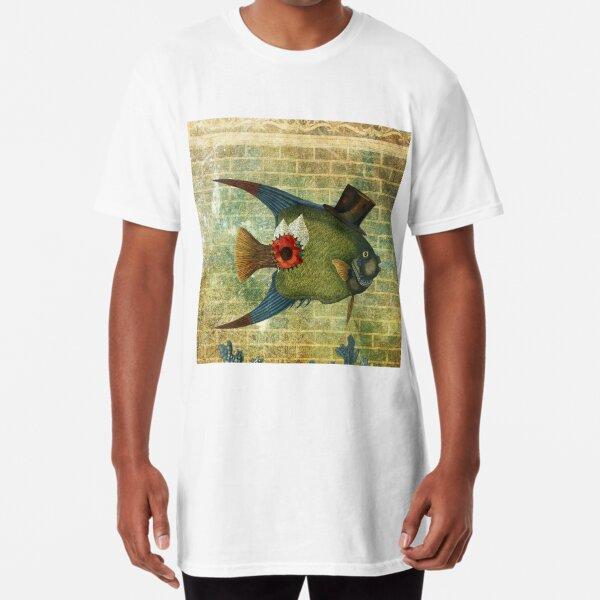 DADDY-O FISH Long T-Shirt