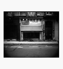 Chocolaterie Daniel Hybord - Grenoble, France Photographic Print