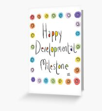 21st birthday greeting cards redbubble happy developmental milestone greeting card 260 21st birthday checklist bookmarktalkfo Image collections
