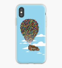 Up Over Springfield iPhone Case
