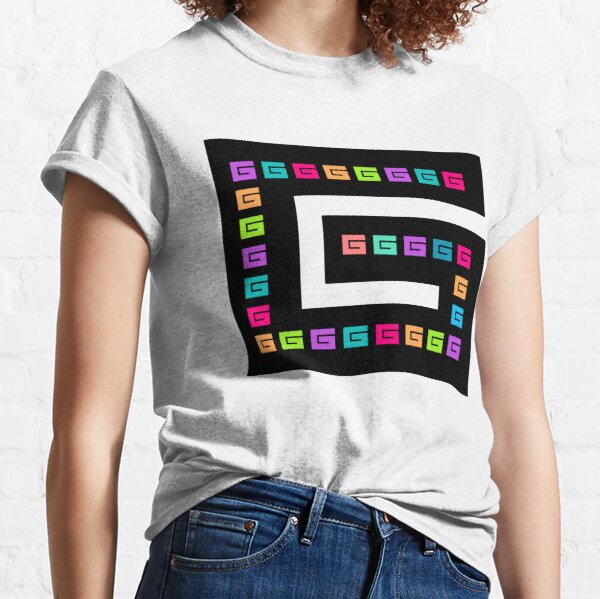 Letter G Classic T-Shirt