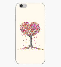 Love in the Fall iPhone Case