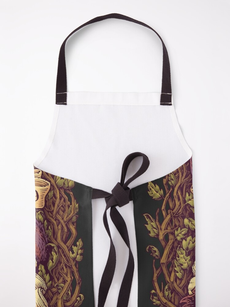 Alternate view of CHESHIRE CAT Apron