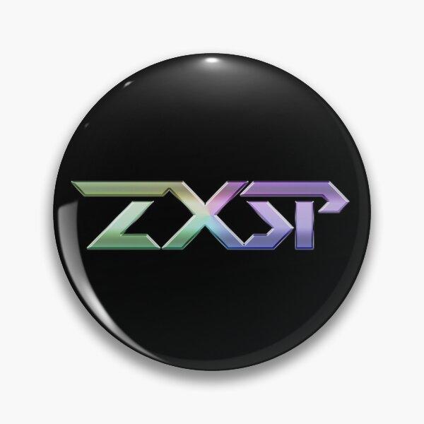 ZXSP Titanium logo Button Pin Pin